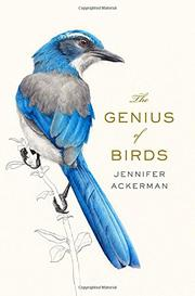 THE GENIUS OF BIRDS by Jennifer Ackerman
