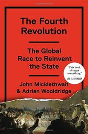 THE FOURTH REVOLUTION by John Micklethwait