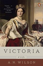 VICTORIA by A.N. Wilson