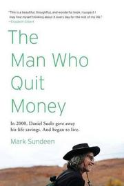 Cover art for THE MAN WHO QUIT MONEY