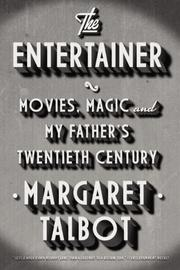 Book Cover for THE ENTERTAINER