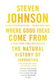 Cover art for WHERE GOOD IDEAS COME FROM