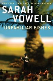 Cover art for UNFAMILIAR FISHES