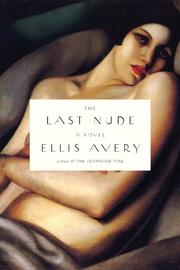 Cover art for THE LAST NUDE