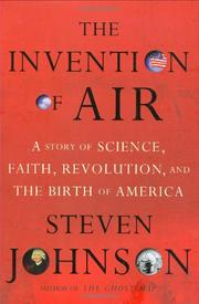 Cover art for THE INVENTION OF AIR