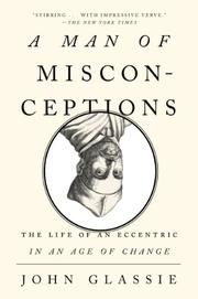 Cover art for A MAN OF MISCONCEPTIONS