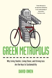 Book Cover for GREEN METROPOLIS