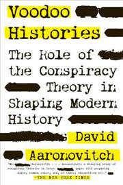 VOODOO HISTORIES by David Aaronovitch