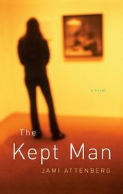 Cover art for THE KEPT MAN