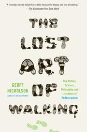 Book Cover for THE LOST ART OF WALKING