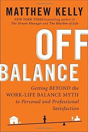 Cover art for OFF BALANCE