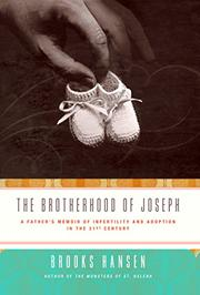 THE BROTHERHOOD OF JOSEPH by Brooks Hansen