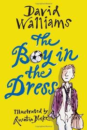Book Cover for THE BOY IN THE DRESS