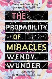 Book Cover for THE PROBABILITY OF MIRACLES