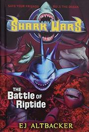 Book Cover for THE BATTLE OF RIPTIDE