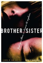 BROTHER/SISTER by Sean Olin