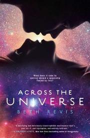 Cover art for ACROSS THE UNIVERSE