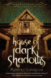 Cover art for HOUSE OF DARK SHADOWS