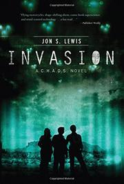 Book Cover for INVASION