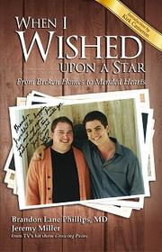 WHEN I WISHED UPON A STAR by Brandon Lane  Phillips
