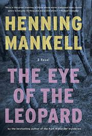 Cover art for THE EYE OF THE LEOPARD