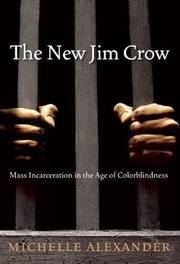 Cover art for THE NEW JIM CROW