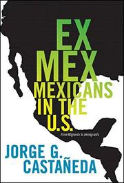Cover art for EX MEX