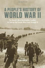 Book Cover for A PEOPLE'S HISTORY OF WORLD WAR II