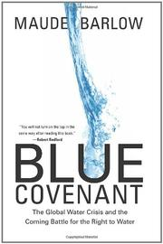 Book Cover for BLUE COVENANT