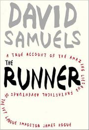 THE RUNNER by David Samuel
