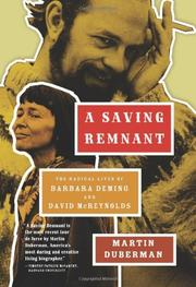 Cover art for A SAVING REMNANT