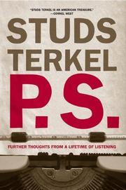 P.S. by Studs Terkel