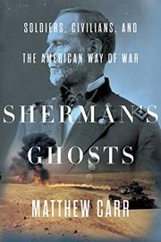 SHERMAN'S GHOSTS by Matthew Carr