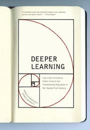 DEEPER LEARNING by Monica Martinez