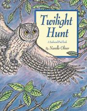 TWILIGHT HUNT by Narelle Oliver