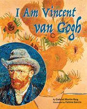 I AM VINCENT VAN GOGH by Gabriel Martín Roig