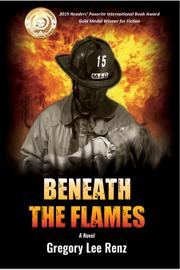 BENEATH THE FLAMES Cover