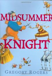 Cover art for MIDSUMMER KNIGHT