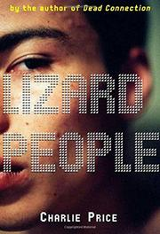 Cover art for LIZARD PEOPLE