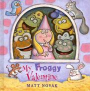 MY FROGGY VALENTINE by Matt Novak
