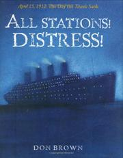 Book Cover for ALL STATIONS! DISTRESS!