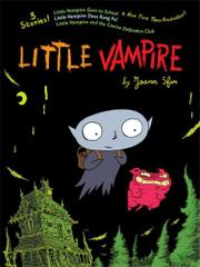 Cover art for LITTLE VAMPIRE
