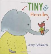 Cover art for TINY & HERCULES