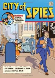 Book Cover for CITY OF SPIES