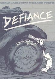 Cover art for DEFIANCE