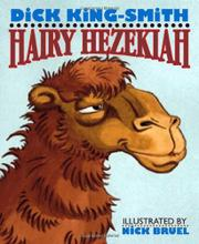 Cover art for HAIRY HEZEKIAH