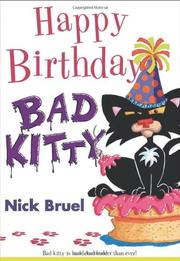 Book Cover for HAPPY BIRTHDAY, BAD KITTY