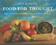 Book Cover for FOOD FOR THOUGHT
