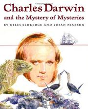 Cover art for CHARLES DARWIN AND THE MYSTERY OF MYSTERIES