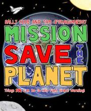 Book Cover for MISSION: SAVE THE PLANET!